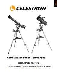 AstroMaster Manual - Celestron