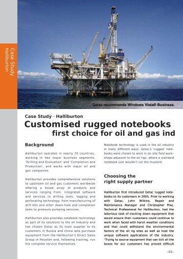 Customised rugged notebooks - Steatite Rugged