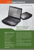Rugged Notebook - Steatite Rugged - Page 2