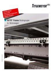 GETO® Frame - Titgemeyer