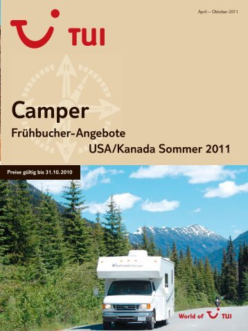 Frühbucher - Sommer 2011 - tui.com - Onlinekatalog