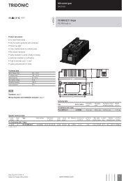 HID control gear Electronic PCI MINI Q211 Single PCI PRO built-in