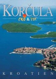 K R O A T I E N - Korcula Tourist Board