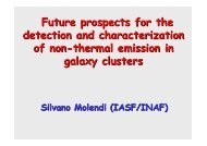 Future prospects for the detection and characterization of non ...