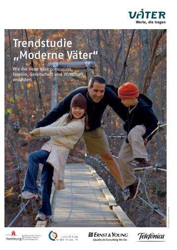 """Trendstudie """"Moderne Väter"""""""