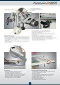 Holzbearbeitungsmaschinen Standardmaschinen - Aircraft - Seite 5