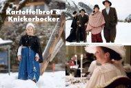 Kartoffelbrot & Knickerbocker - Elisabeth Real