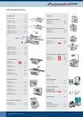 Holzbearbeitungsmaschinen Standardmaschinen - HK ... - Seite 4