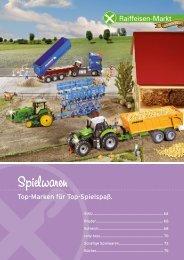 Spielwaren - AGRAVIS Raiffeisen AG