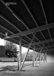 Anstalten Witzwil, Neubau Maschinenhalle