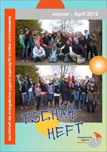 Heft 1/12 - Evangelische Jugend im Dekanatsbezirk Augsburg