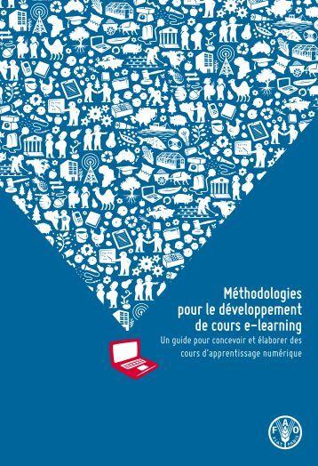Méthodologies pour le développement de cours e-learning