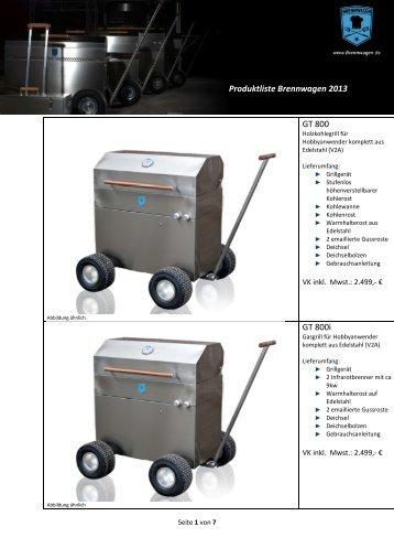 Preisliste Brennwagen Saison 2013endkunden.pdf - Grillshop.at