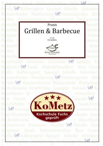 Grillen & Barbecue - KoMetz (kochender Metzger