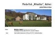 PDF runterladen - Müller Architekten AG