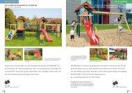 Menz Holz Spielgeräte Seiten 116 bis 121
