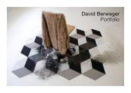 Portfolio Bildende Kunst, Download als PDF - David Berweger