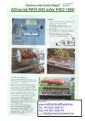 Allround PRO 600 oder PRO 1000 - Seite 2