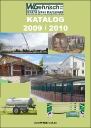 Gehrisch Katalog 2009 - W-gehrisch.de