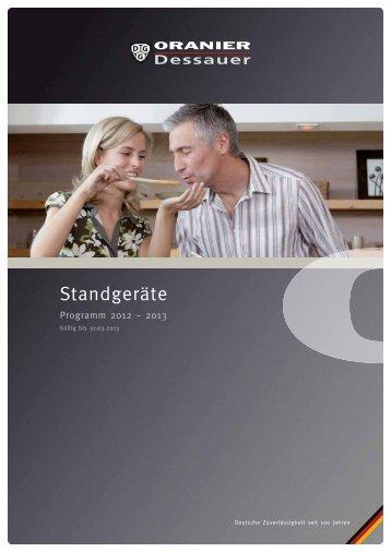 Katalog Download (PDF 16497 Mb) - Cossmann Hausgerätetechnik ...