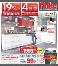 GESCHENKT! - Finke