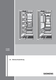 de Gebrauchsanleitung - Moebelplus GmbH