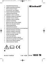RT-HP 1855 TR