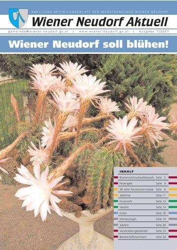 Wiener Neudorf Aktuell - RiSKommunal