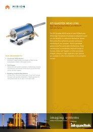 Download M 540 LYNX Datasheet - Mirion  Technologies