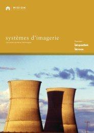 systèmes d'imagerie - Mirion Technologies