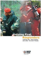 Helping First Responders Confront the Dirty Bomb - Mirion ...