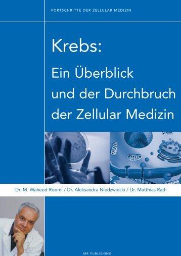 Krebs: - Dr. Rath Gesundheits-Allianz