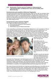 2.25 Kambodscha: Lebensbedingungen von ... - Misereor