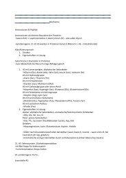 Biochemie Aminosäuren & Peptide Aminosäuren als kleinste ...
