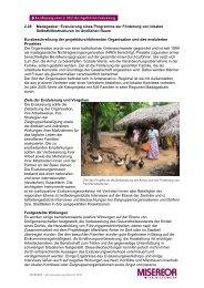 2.28 Madagaskar: Lokale Selbsthilfestrukturen im ... - Misereor