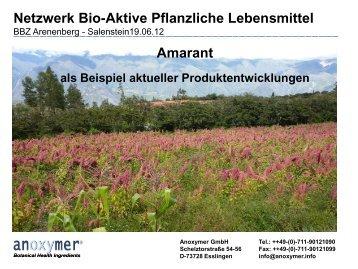 Vortrag Wolfgang Neldner - BioLAGO