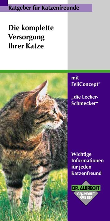 FeliConcept® Senior - Albrecht