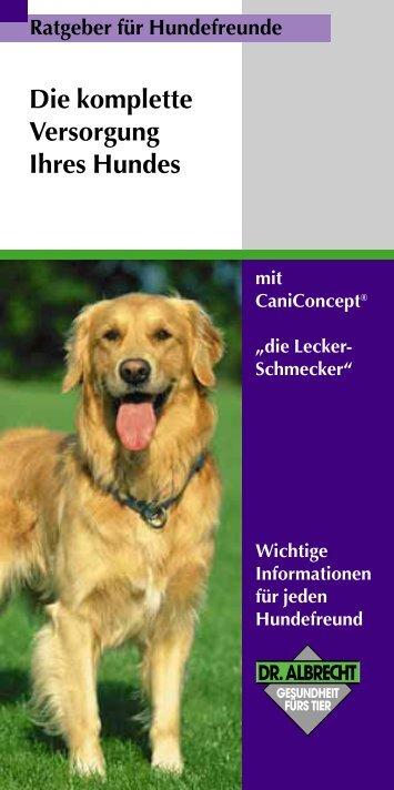 Cani-Concept Haut+Haar - Albrecht