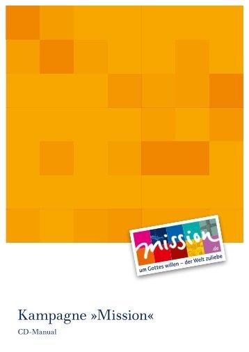 Kampagne »Mission« - mission.de