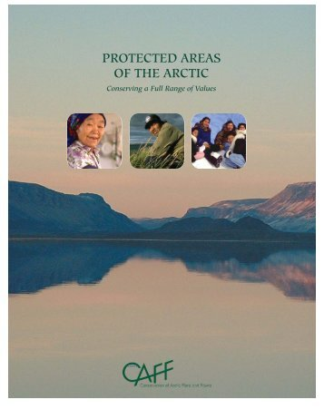 Download - Conservation of Arctic Flora and Fauna, CAFF