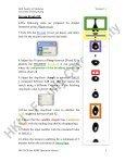 FACSAria SORP Standard Operation Protocol Basic Operation - Page 5