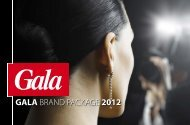 GALA - G+J International Brands and Licenses