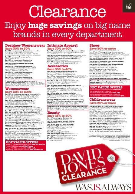 Enjoy Huge Savings On Big Name Brands In - Mac Prices Australia