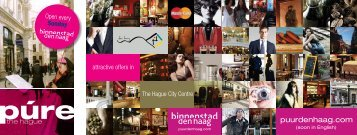 attractive offers in The Hague City Centre the hague ... - MasterCard