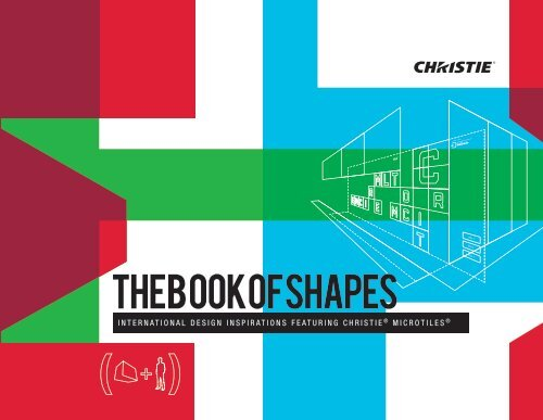 THE BOOK OF SHAPES - Christie Digital Systems