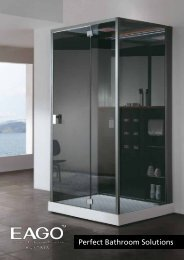 Perfect Bathroom Solutions - EAGO Austria