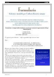 Formulario - EDK Editore Srl