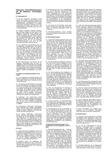 PDF-Download - Misslbeck Technologies GmbH