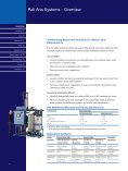 Pall Aria™ AP-Series Packaged Water Treatment ... - Pall Corporation - Page 4