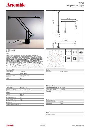 Scheda Tecnica - Lightfor